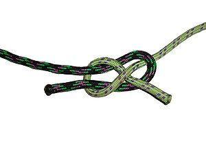 Gút dây 004 – Gút thợ dệt