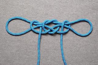 Gút dây 015 – Ghế kép