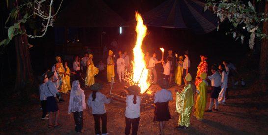 Nhạc Phật giáo Karaoke 051-Bài ca lửa Dũng