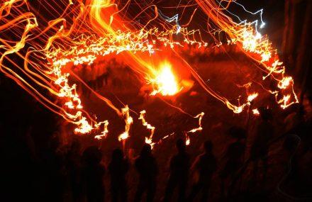 Bài ca gọi lửa Gia Đình Phật Tử – Đức Quảng