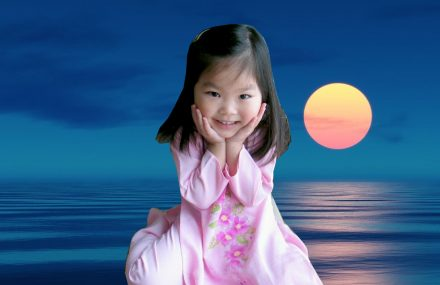 Nhạc Phật giáo karaoke 417 – Mẹ và Như Liên – Chân Hạnh