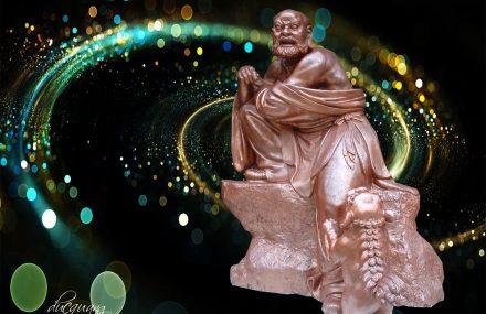 La hán thứ 7 – Tiếu Sư La hán