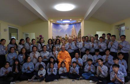 Nhạc Phật giáo karaoke 428 – GĐPT Việt Nam tại Đức Quốc – Thị Thiện