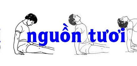 Suối nguồn tươi trẻ – Yoga Rèn luyện thân thể