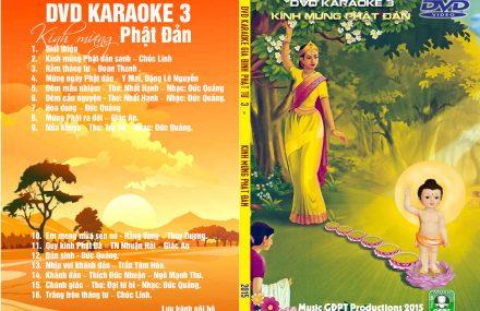 [DVD Karaoke 03] Kính Mừng Phật Đản
