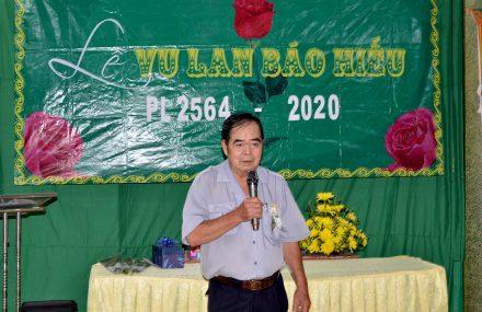 Nói với Phụ huynh đoàn sinh mùa Hiếu 2020 -Đức Quảng