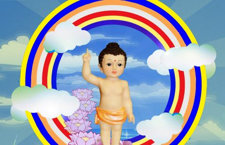 Nhạc Phật giáo karaoke 616 – Mừng ngày Phật đản(bản cover) – Y Mai-Đặng Lê Nguyễn