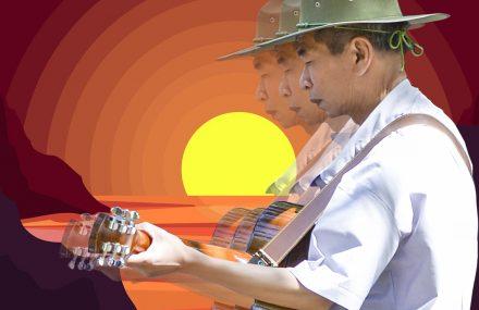 Nhạc Phật giáo karaoke 633 – Bay lên cánh phiêu bồng – Đức Quảng